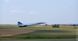 Concorde radiocommandé
