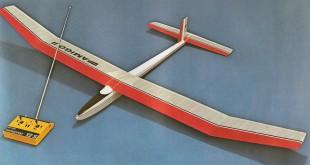 Apprendre à piloter un avion rc avec un planeur ancien