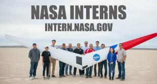 NASA_Al Bowers et ses étudiants avec le Prandtl