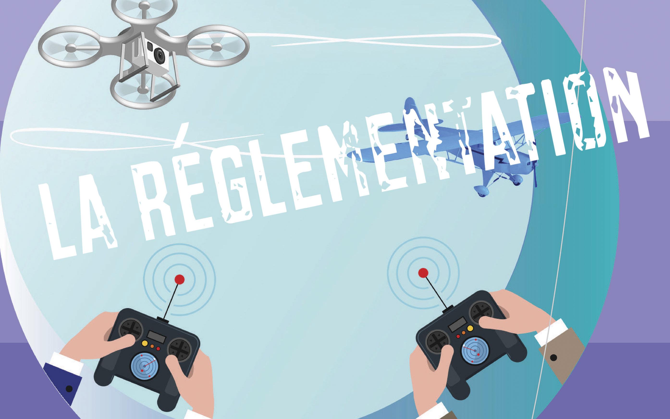 Guide sur la réglementation pour voler avec des drones, des avions et des hélicoptères radiocommandés
