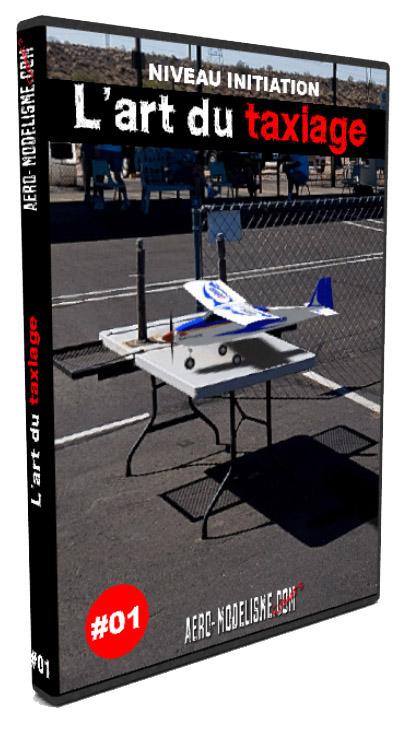 Le taxiage et le décollage d'un avion Rc. Cours video pour apprendre à piloter un avion radiocommandé