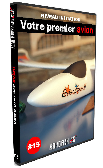 Choisir un avion radiocommandé pour débutant. L'EasyStar 2 de Multiplex, motoplaneur rc débutant pour apprendre à voler seul.