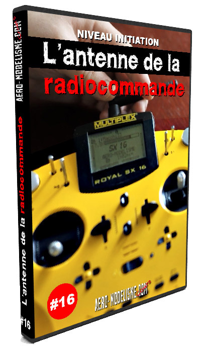 Des solutions pour évider les tops radios et amélioré émetteurs et récepteurs pour vos avions radiocommandés. Comment faut il placer l'antenne de sa radiocommande