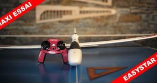 Une semaine d'essai de l'easystar 2 avion rc débutant 3 axes de Multiplex. Vidéo d'aéromodélisme et vidéo d'avion rc.