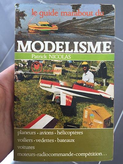 livre apprentissage aéromodélisme