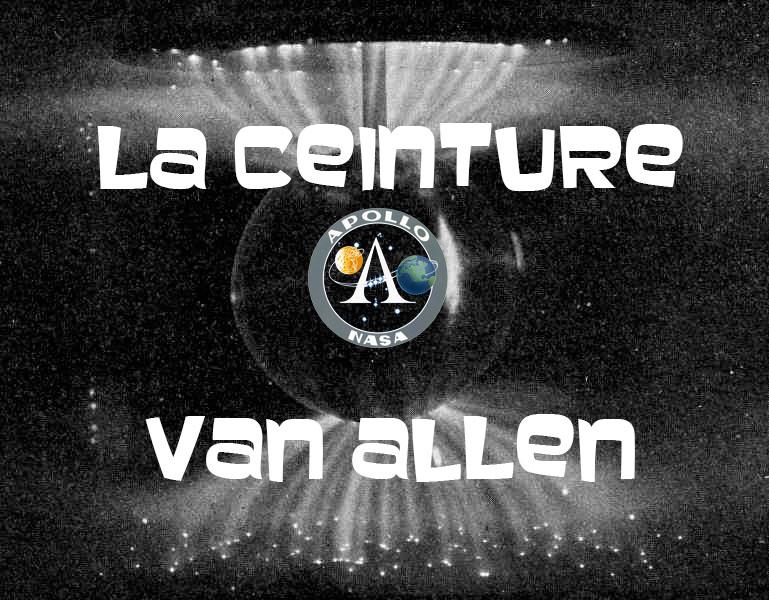 Apollo et la ceinture de Van Allen