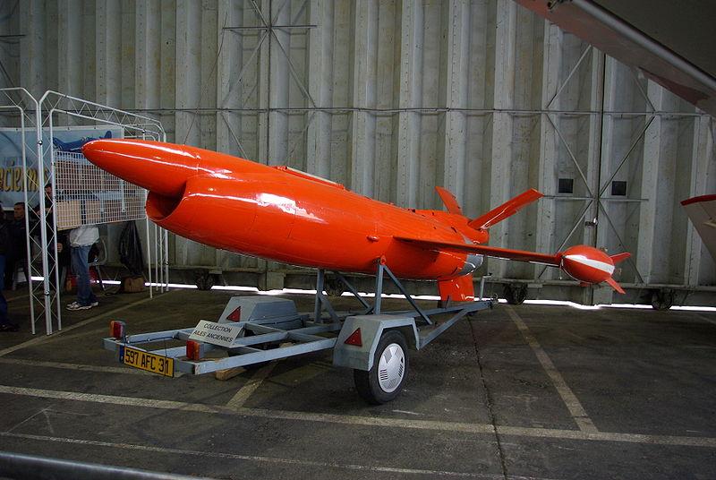 avion cible-rc-Nord_Aviation_CT.20