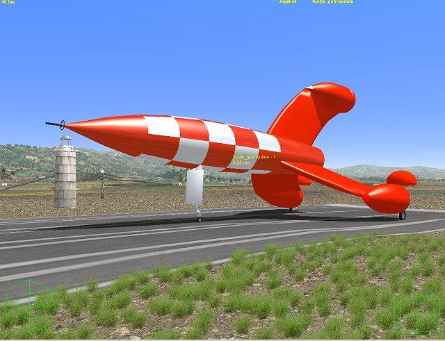 fusée tintin_simulateur