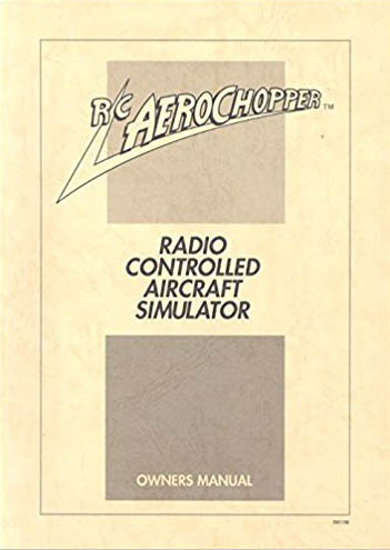 simulateur rc_aerochopper_radio controlled aircraft simulator
