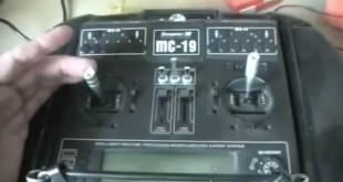 voltige avion radiocommandé