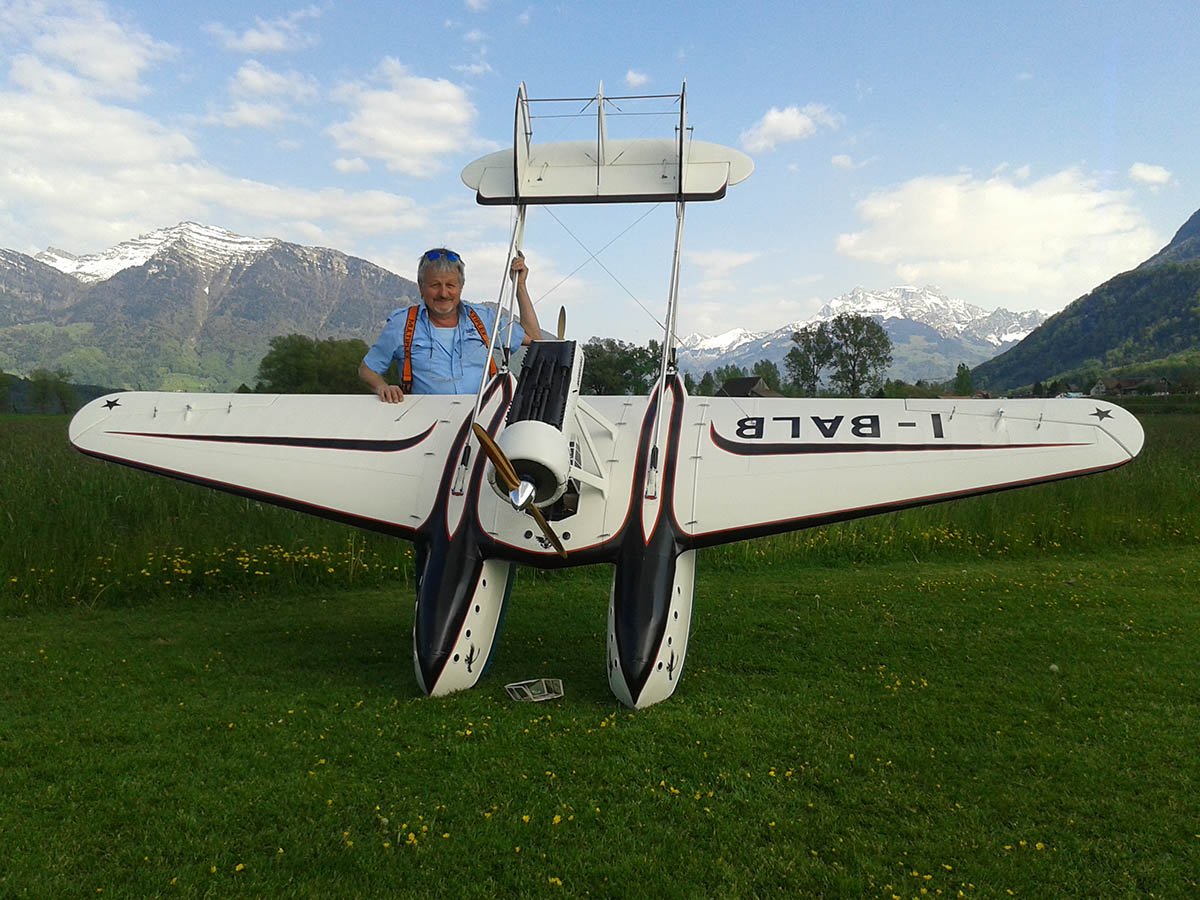 Savoia Marchetti S.55 X