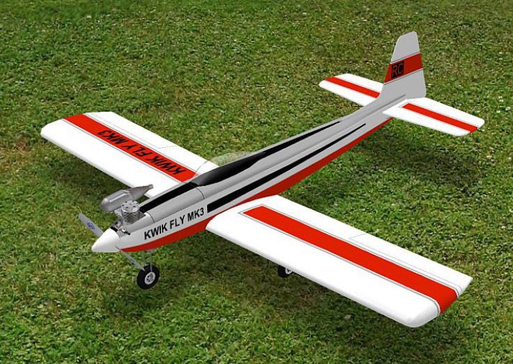 Kwik Fly Mark 3_simulateur_reflex xrt