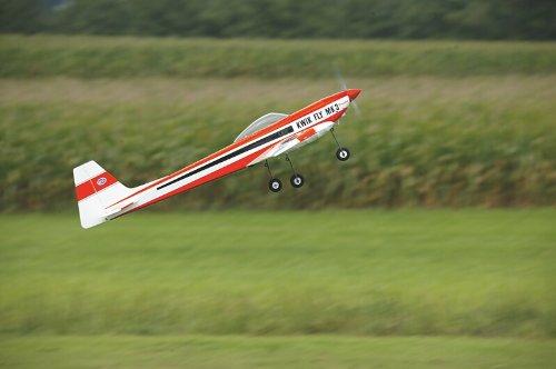 Kwik Fly mk3 version ARF - une légende au décollage