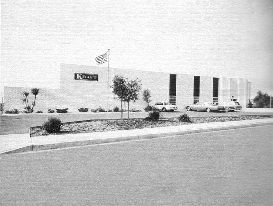 usine Kraft radiocommande