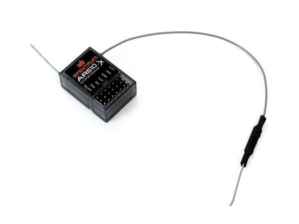 manuel récepteur spektrum ar610