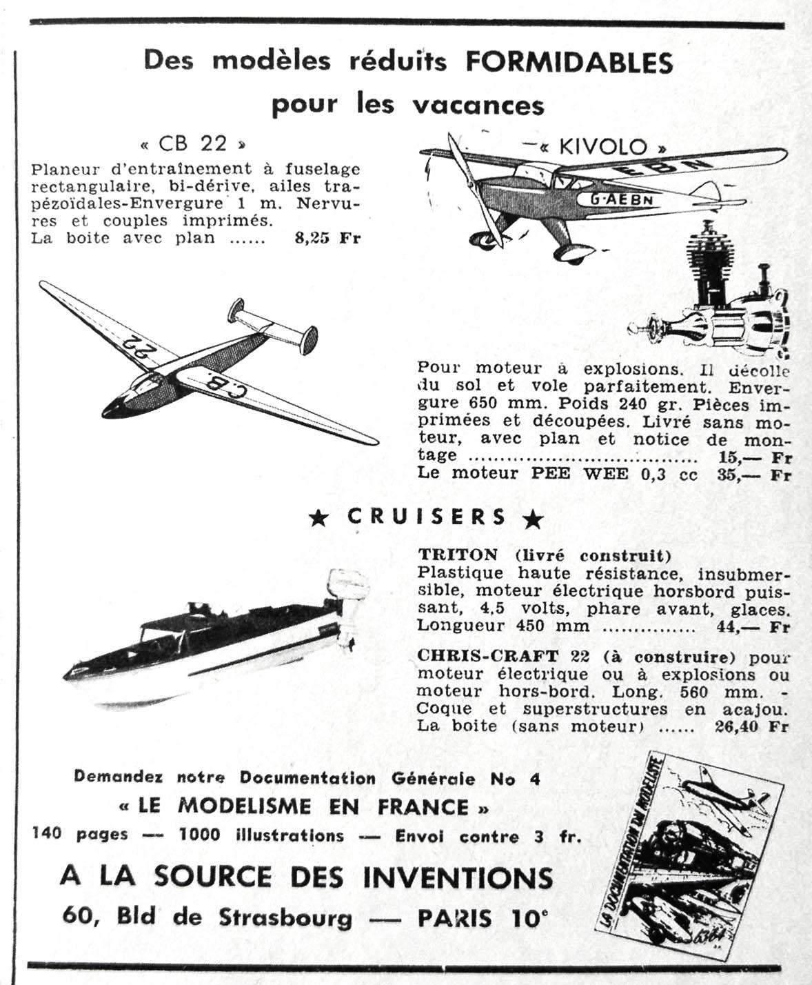 A la source des inventions_publicité