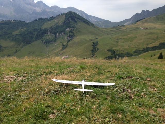 formation initiation aéromodélisme_thomas_élève suisse