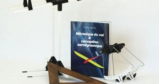 Mécanique du vol & conception aérodynamique. Crédit : Franck Aguerre / rcaerolab.eklablog.com