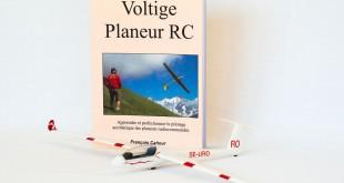 livre aéromodélisme voltige planeur rc François Cahour