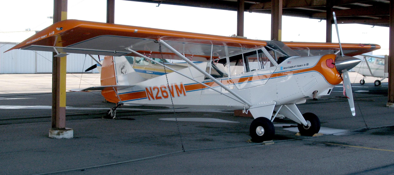 Husky_avion