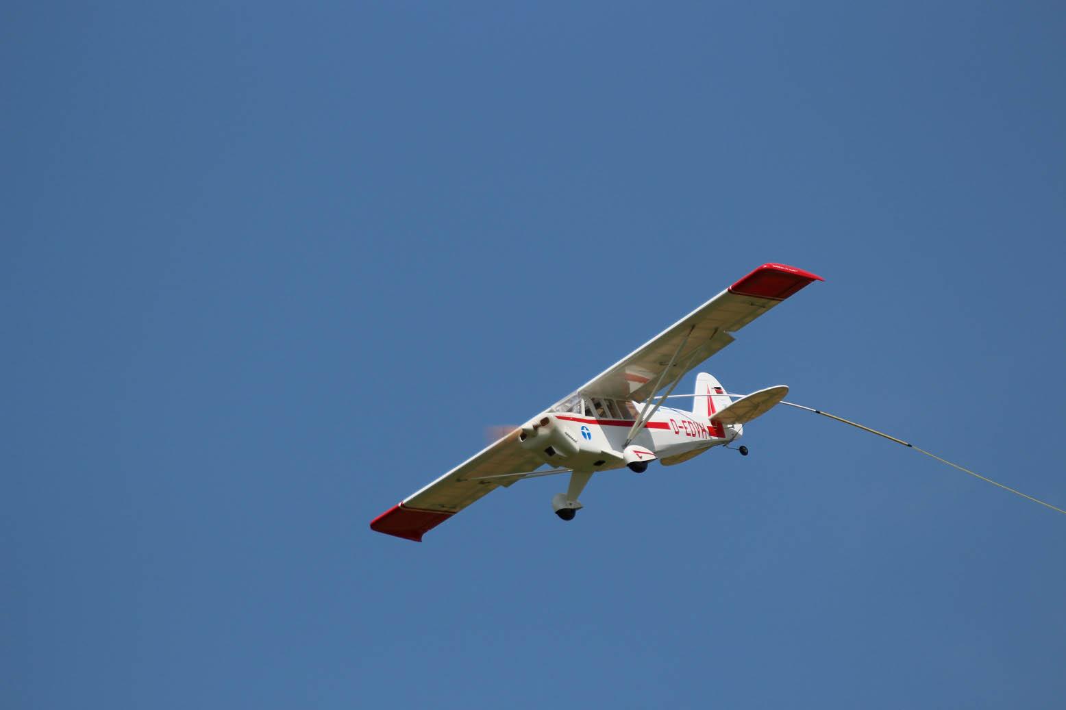 avion radiocommandé