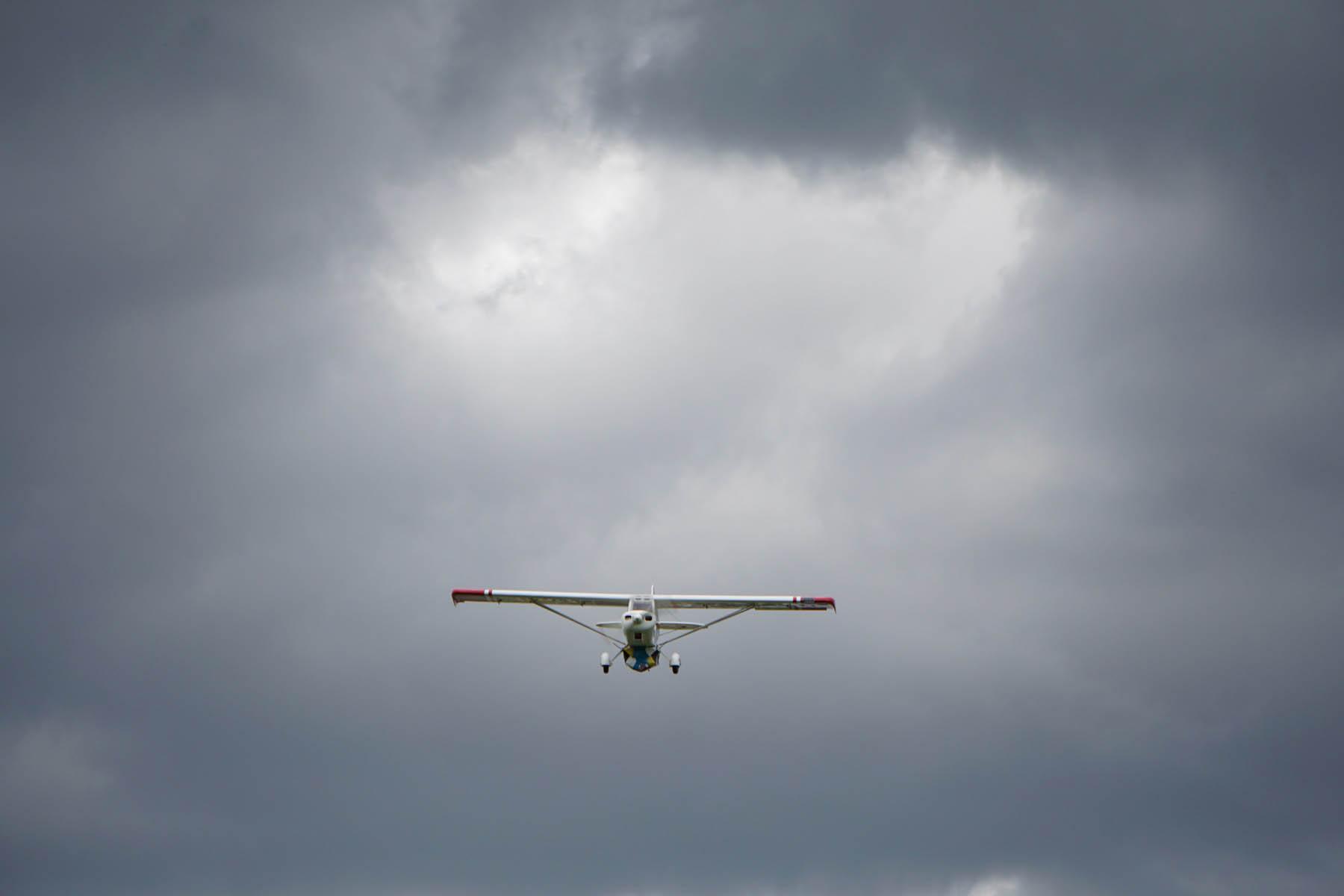 avion thermique radiocommandé
