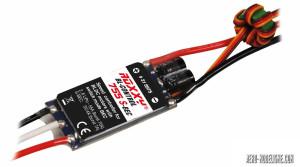 Contrôleur Roxxy 55A/70A en pointe BEC 4A  livré avec le FunRacer #318975 Variateur ROXXY BL-Control 755 S-BEC