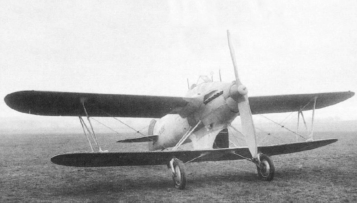 Vue latérale du blackburn F.7