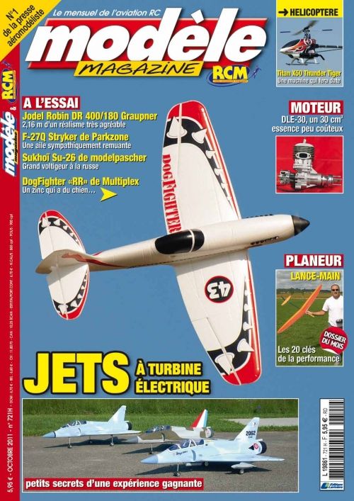 model magazine_essais dogfighter_721_octobre 2011
