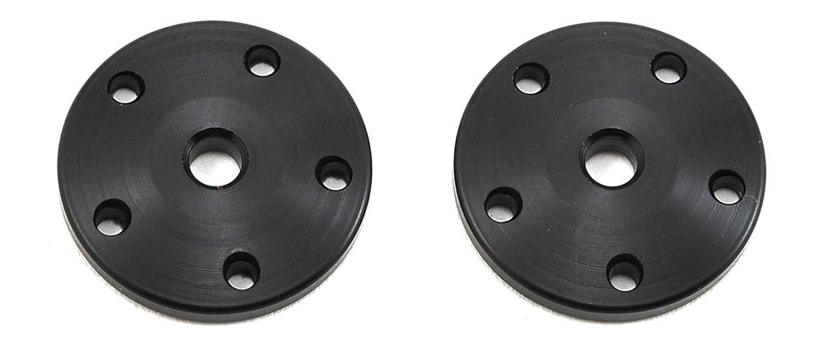 Pistons d'amortisseurs 5 trous de Ø 1.5mm