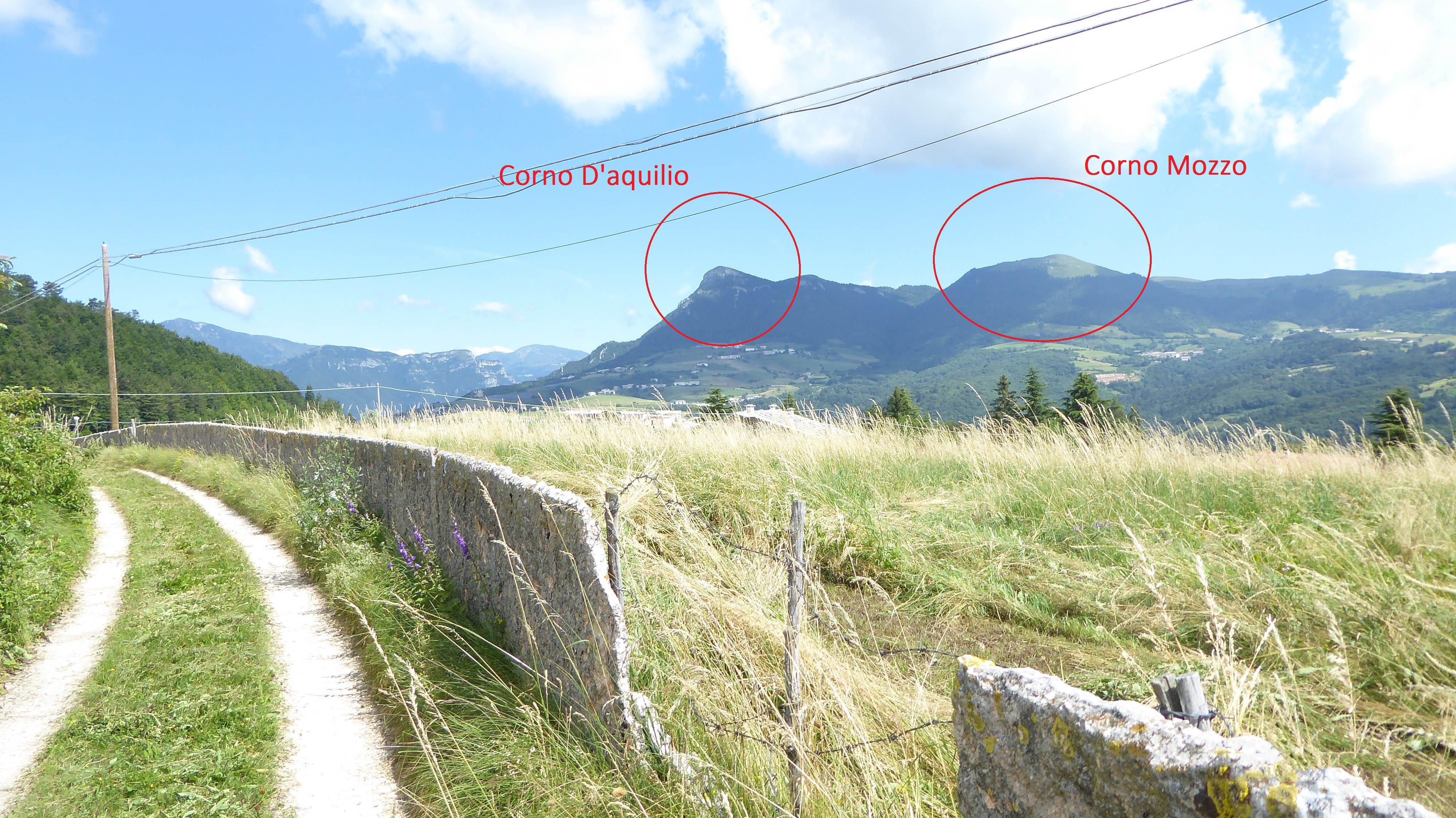 Deux spots de vol de pente réputés autour de Verone. Crédit Stefano.