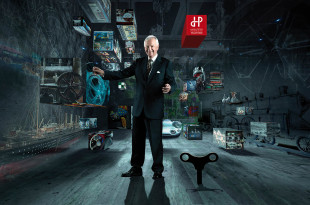 Musée Traumwerk, la machine à rêves de Hans-Peter Porsche