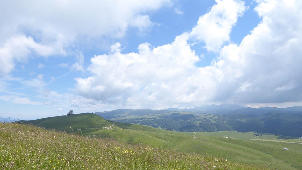 montagne randonnée Verone