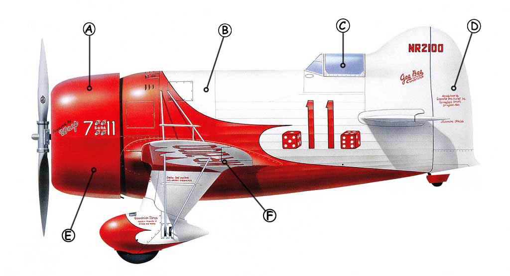 Gee Bee R