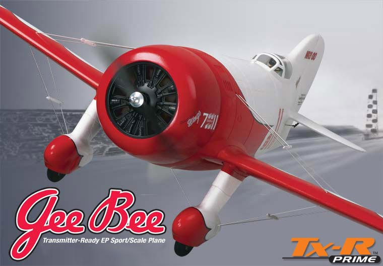 great plane_gee bee_6022_avion radiocommandé