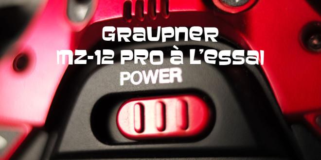 Graupner MZ-12 pro