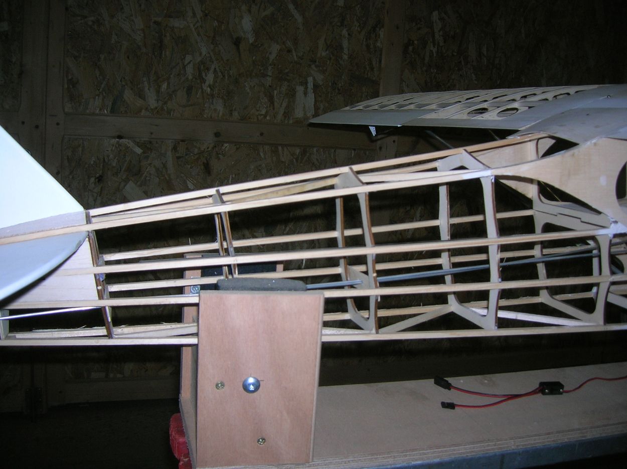 Piper Cub telecommande