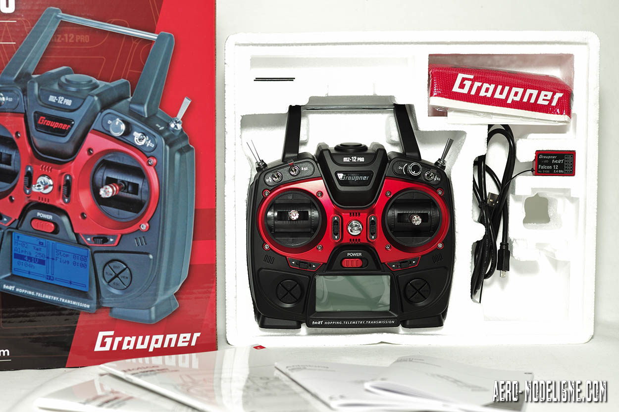 Graupner MZ12 pro