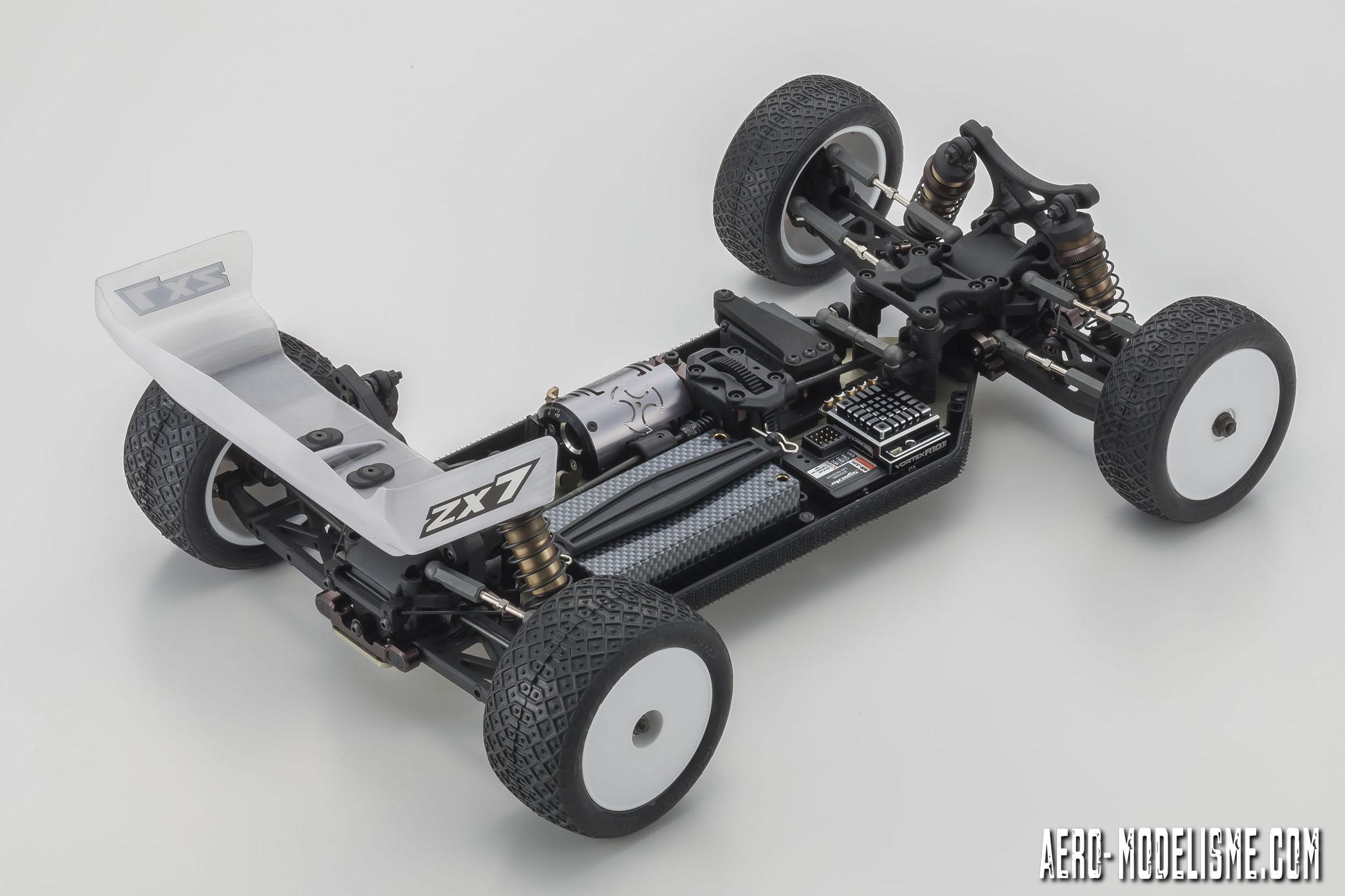 Kyosho Lazer ZX7.