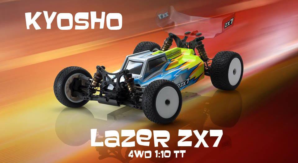 kyosho lazer zx7