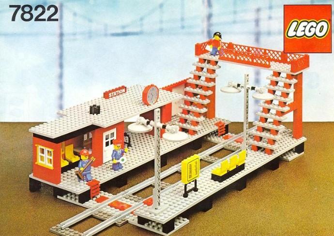 Plans de montage des Lego