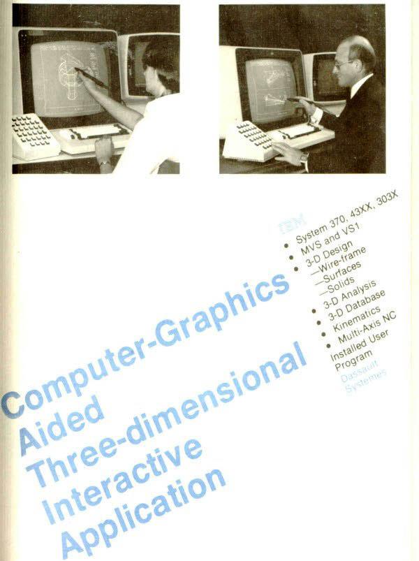 Première publicité IBM