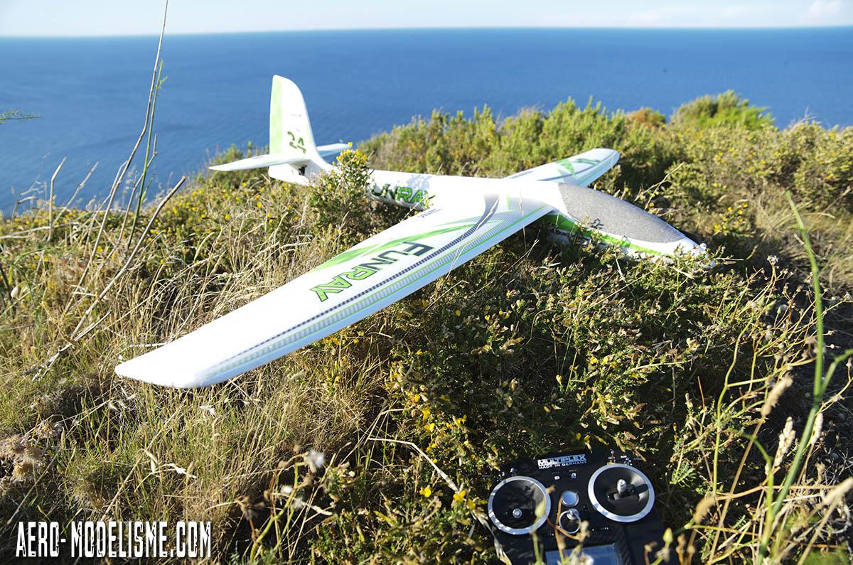 planeur rc voltige Funray et Multiplex Cockpit SX12