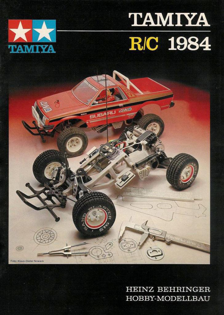 catalogue Tamiya