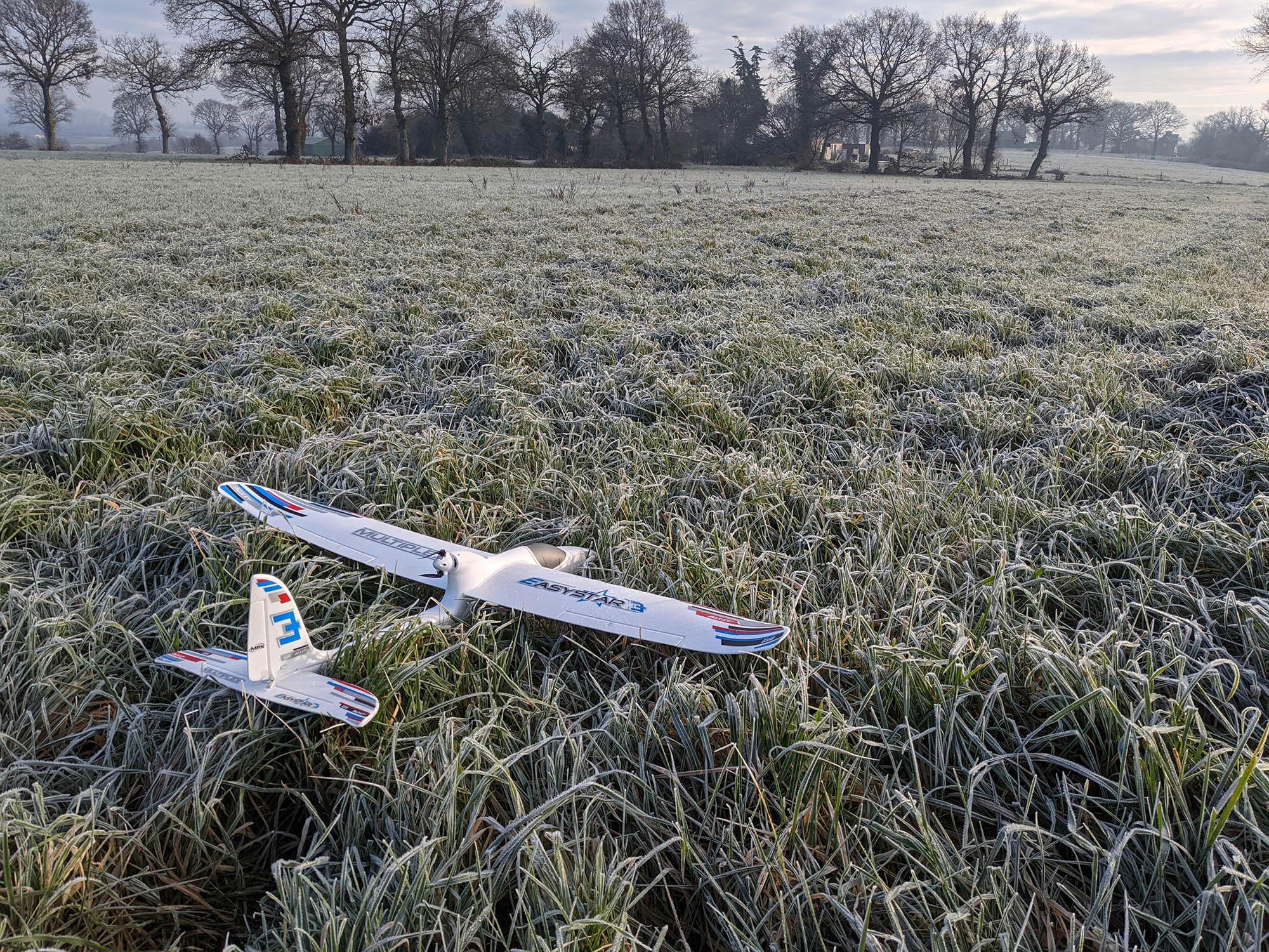 apprendre à piloter un avion radiocommandé